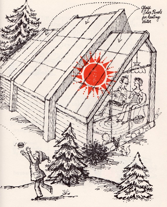 Sun Power by Norman F. Smith, illustrated by Don Madden