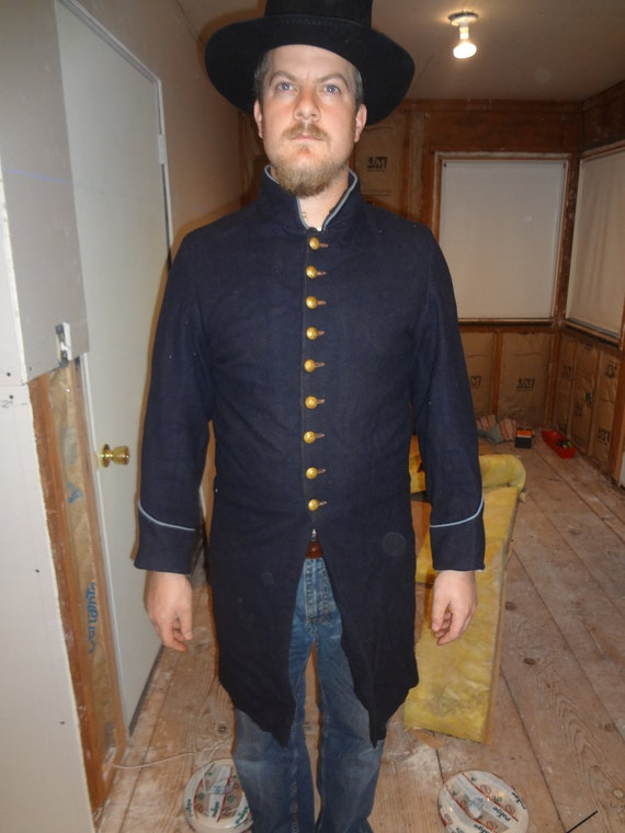 Civil War Union Frock Coat Civil War Union Army Dress