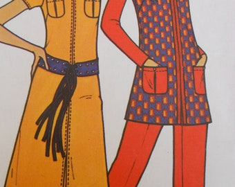 Vintage McCall's Junior Petite  Pattern 2959