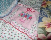 3 Vintage Aprons - reserved for Colleen