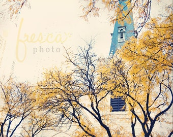 Holy Name Cathedral 5x7 Photo Print, Chicago Illinois Fine Art Church Photography