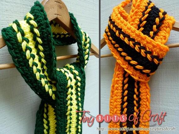 items similar to oregon scarf team scarf custom sports