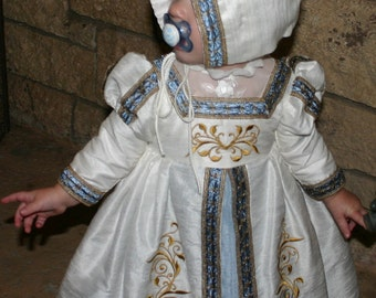 Toddler Princess Renaissance Gown