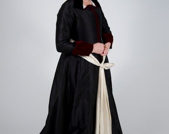 Pattern for Early Tudor Ladies' Gowns - Large Sizes