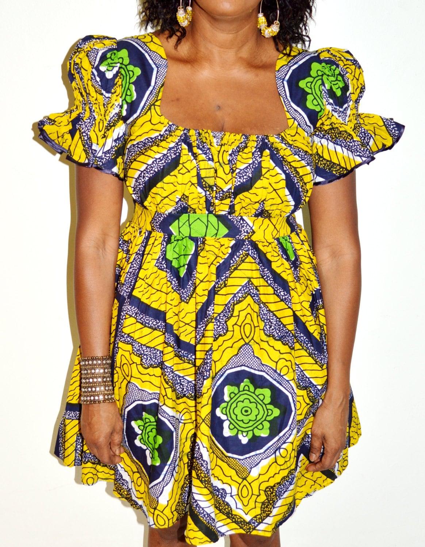 yellow dress etsy prints