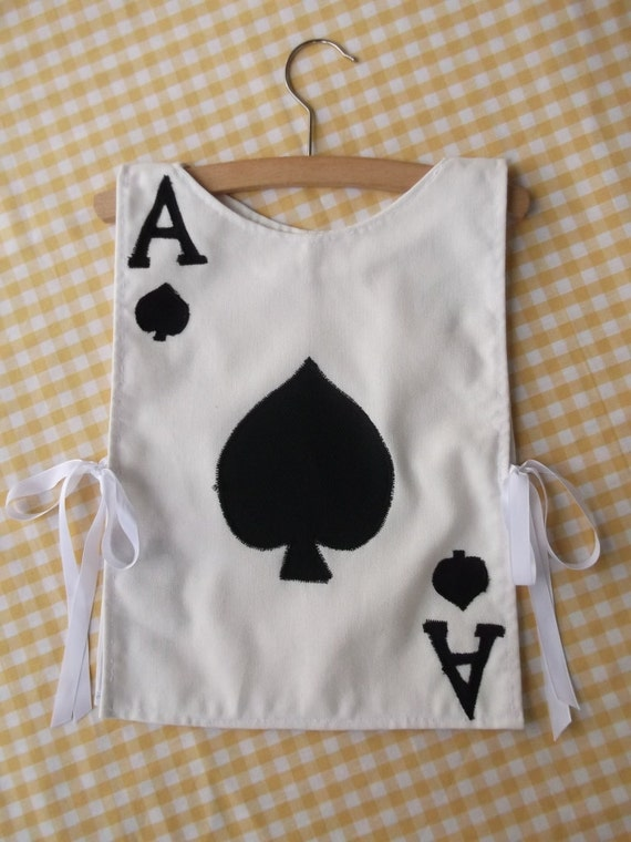 how to make a playing card costume