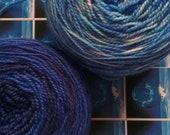 Elements yarn club- WATER- custom listing for THESPINNINGDAISY