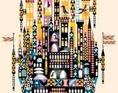 Castle card