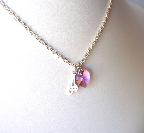 Little Girls Jewelry Necklace Personalized by MelJoyCreations