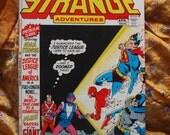 Strange Adventures no 235 DC Comics 1972 Justice League Batman Superman Wonder Woman Kanjar Jo