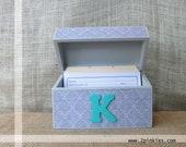 Personalized Recipe Box