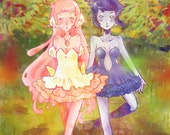 Adventure Time : Bubbleline Princess Tutu Crossover