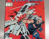 Wolverine No. 2 Vintage Comic Book, Possession is the Law, December 1988, Marvel Comics Monthly Series