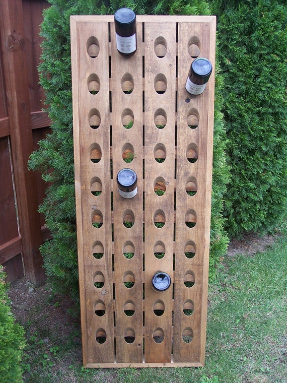 Wine Rack Wine Riddling Rack 40 Bottle Riddling Rack French