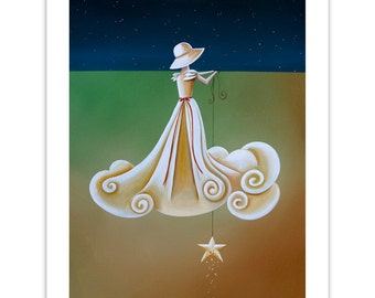Limited Edition - Star Of Wonder - Signed 8x10 Matte Print  (13/20)