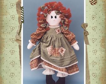 Charlotte Rag Doll Pattern