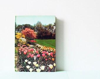 Vintage 1960s Illustrated Gardening Encyclopedias / Collectible Garden Books / Mid Century Garden Collection / Vintage Book Decor