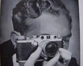 1951 Leica Camera Manual