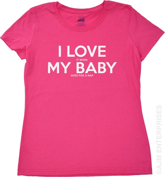 baby shower gift for mom new mom t shirt i love it when my baby goes