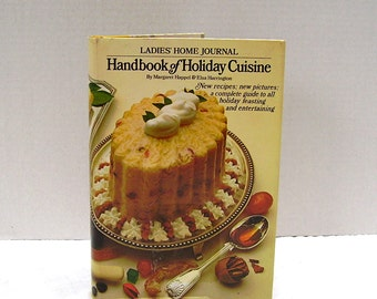 Handbook of Holiday Cuisine - Ladies Home Journal - Copyright 1970