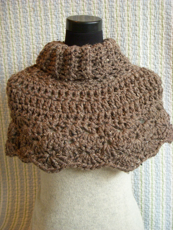 Instant Download Pattern Crochet Poncho Pdf Hampton Capelet