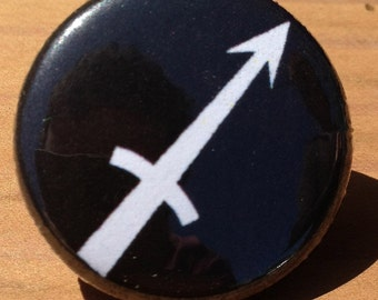 Sagittarius Zodiac Astrology sign - Button, Magnet, or Bottle Opener
