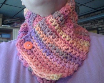 melonberry neckwarmer