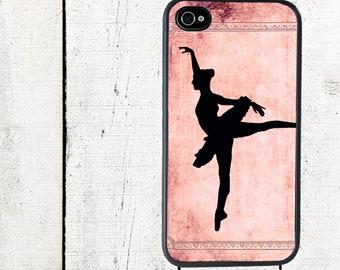 iphone 6 case Ballet iPhone Case- Pink Ballet Cell Phone Case - iPhone 5 Case - iPhone 4,4s - Galaxy s3 s4 s5
