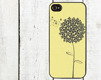 Dandelion Phone Case for  iPhone 4 4s 5 5s 5c SE 6 6s 7  6 6s 7 Plus Galaxy s4 s5 s6 s7 Edge