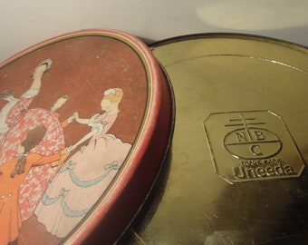 Gorgeous Vintage tin