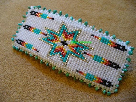 how to create indigenous beadwork