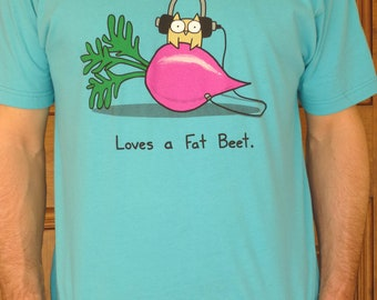 Owlie Loves a Fat Beet Tshirt