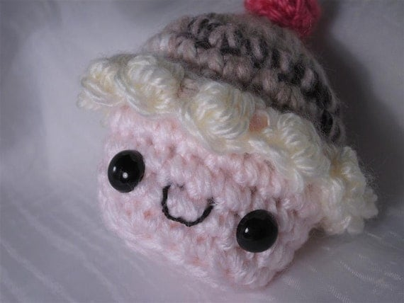Reserved Listing - Cupcake Plush no. 337