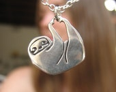 Little Sloth necklace - marmar