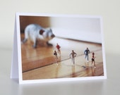 025 - rat race - greeting card