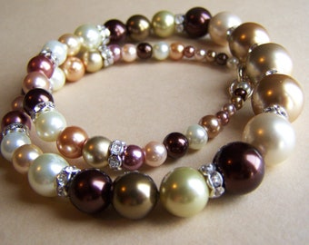 Naturals Pearl Necklace