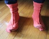 womens wool slippers US 6-7.5 Euro 37-38