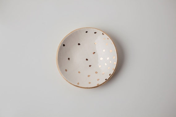 LIMITED EDITION Scattered Dot Dish