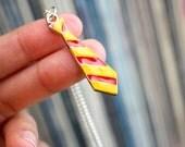 Harry Potter - Gryffindor Neck Tie Necklace