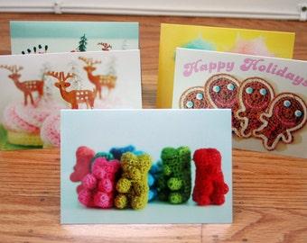 Greeting Card - set of 5