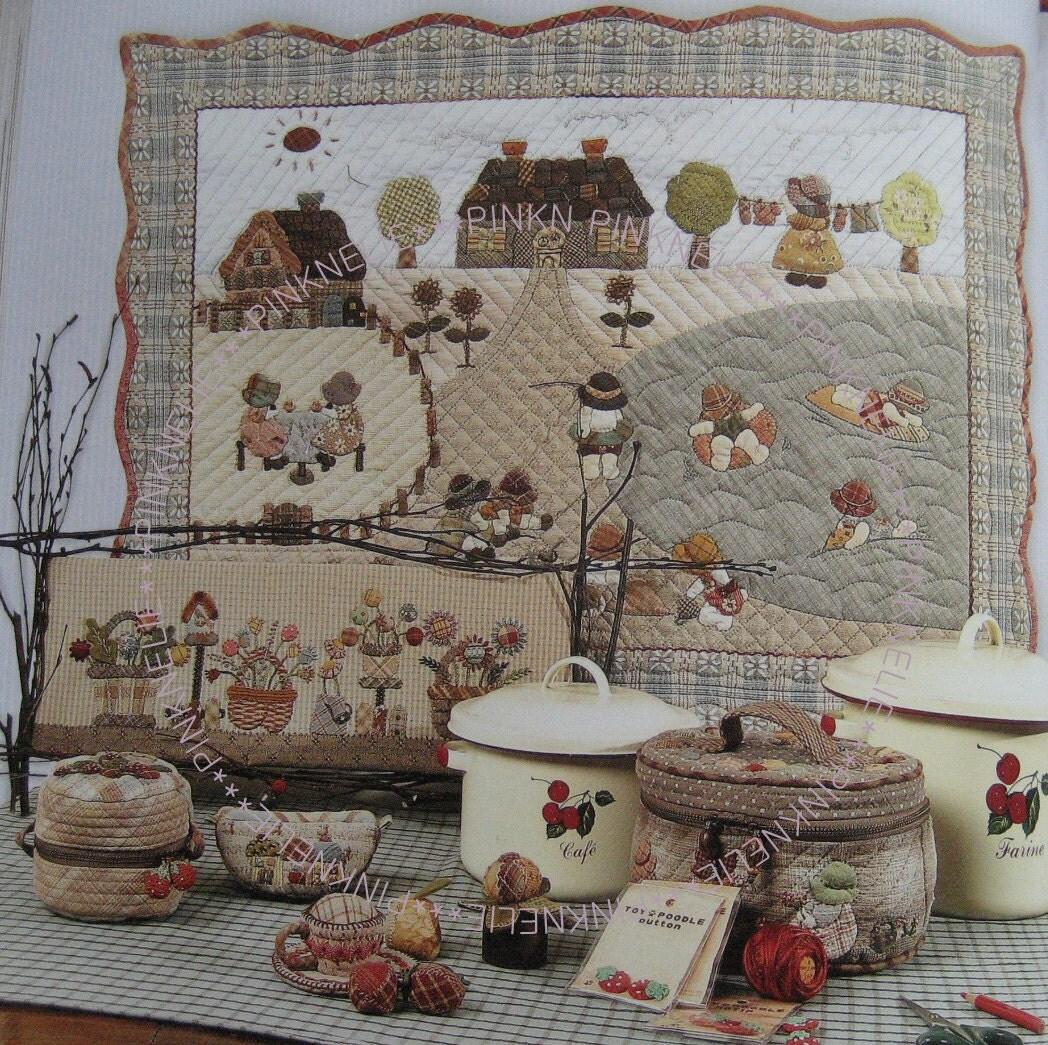 Reiko kato my dream quilts patchwork english french by - Reiko kato patchwork ...