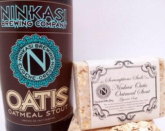 Ninkasi OTIS, Oatmeal Stout Glycerin Soap