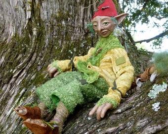 Gnome, Forest Gnome