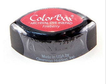 ColorBox Cat's Eye Dye Ink Pad - Fireberry