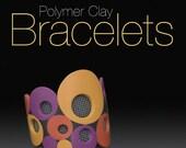 Book Polymer Clay Bracelets