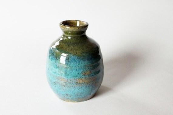Liquid Soap Dispenser Pottery Jar // Large - Holds 14 oz