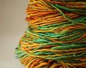 Thad Hand Dyed Handspun Yarn