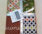 DS QUILTS Collection - Green/Pink Quilter's Quarters - 4 prints