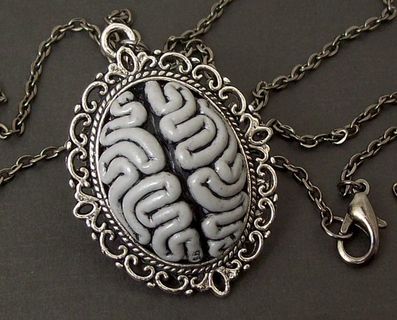 Gray Brain Cameo