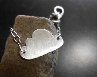 Sale, Mixed Metal Jewelry - Cloud Bracelet - BIPPITY BOPPITY BOO